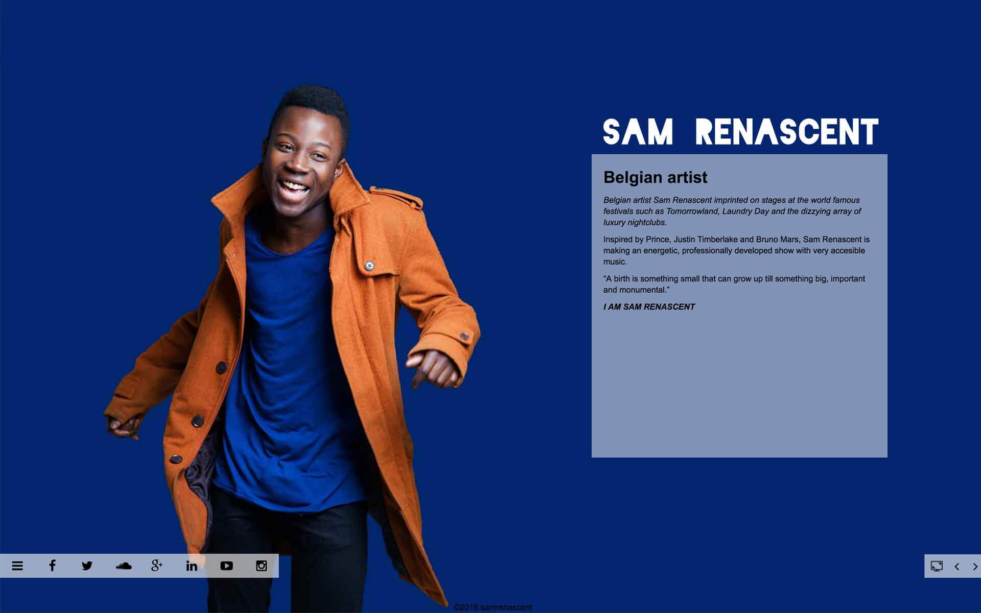 samrenascent.com desktop preview
