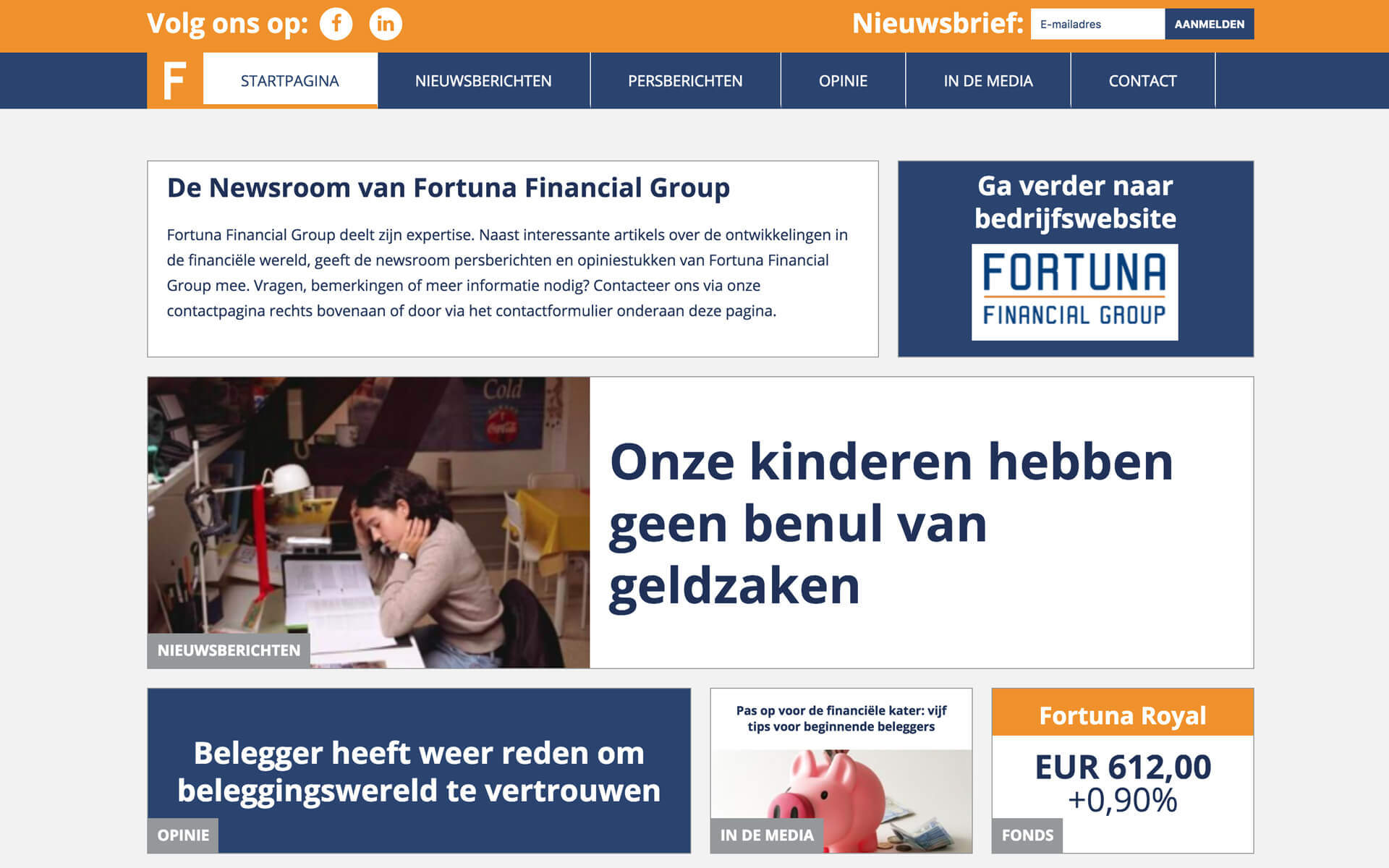 newsroom.fortunafg.com desktop preview