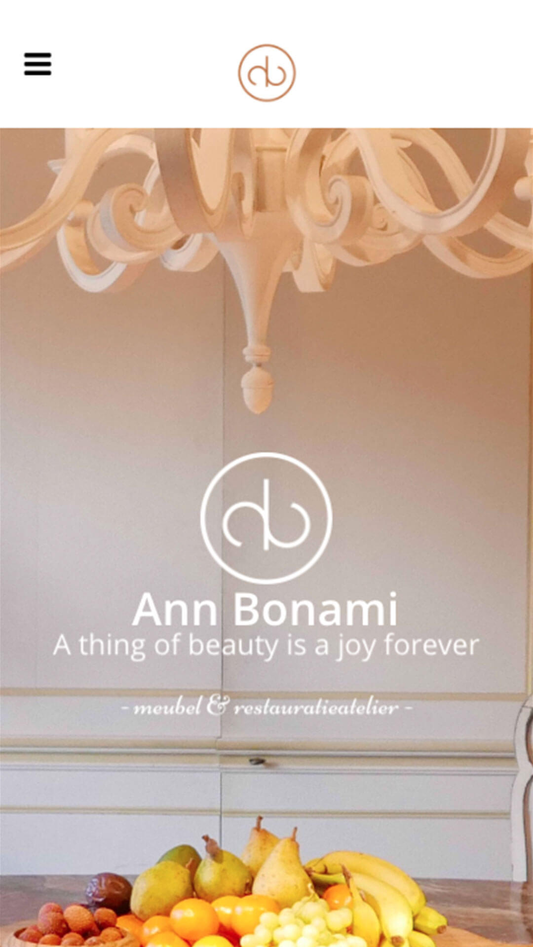 annbonami.be mobile preview