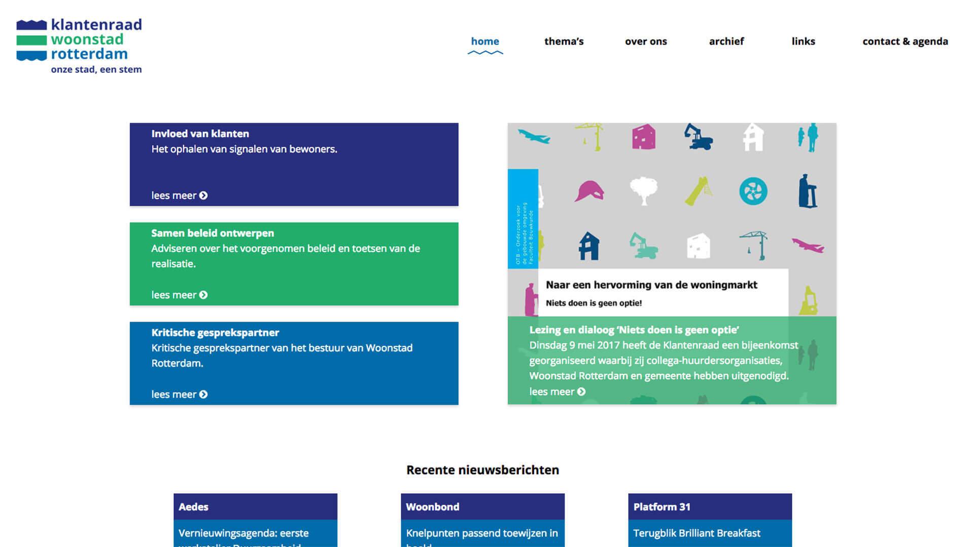 klantenraadwoonstadrotterdam.nl desktop preview