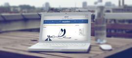 Sfeerbeeld intranet ontwerp van acco