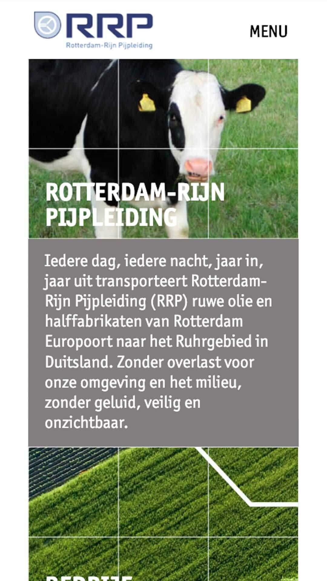 rrpweb.nl RRP mobile preview
